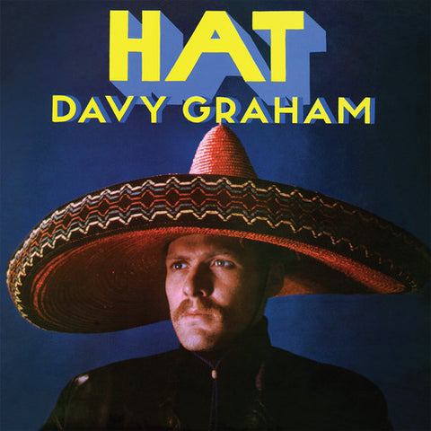 Davy Graham - Hat LP