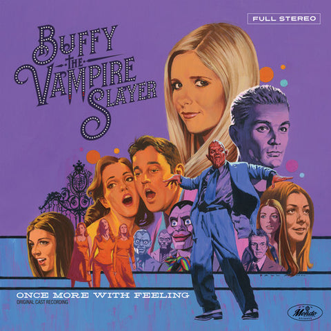 Various - Buffy the Vampire Slayer: Original Cast Recording LP