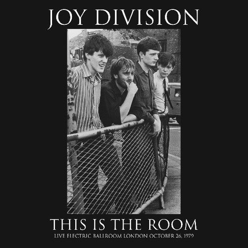 Joy Division - This Is The Room: Live Electric Ballroom London 1979 LP