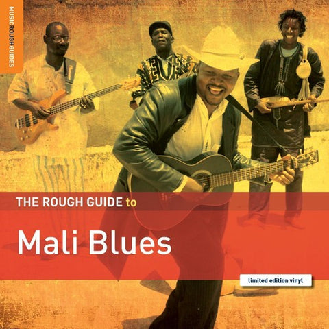 Various - Rough Guide to Mali Blues LP