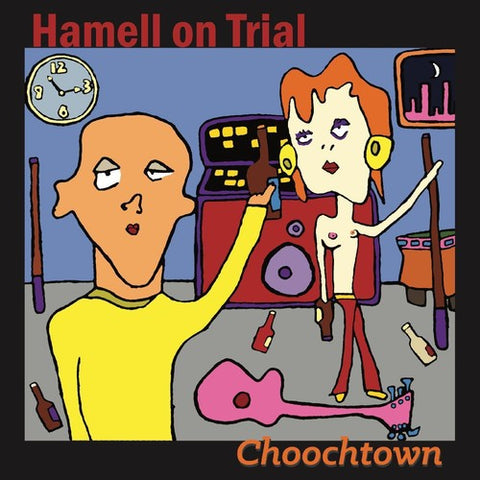 Hamell on Trial - Choochtown LP