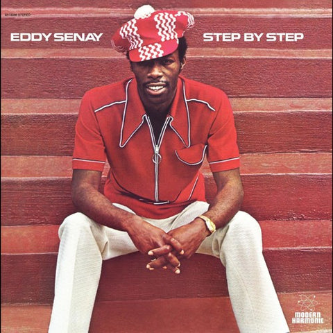 Eddy Senay - Step By Step LP