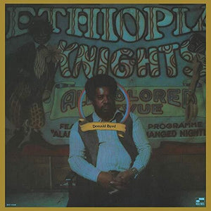 Donald Byrd - Ethiopian Knights LP