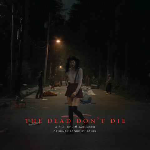 SQURL - The Dead Don't Die LP