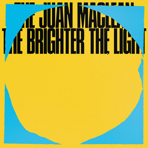 The Juan MacLean - The Brighter the Light LP