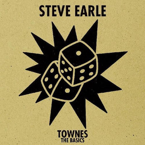 Steve Earle - Townes: The Basics LP