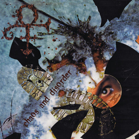 Prince - Chaos and Disorder LP