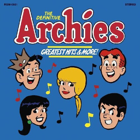 The Archies - The Definitive Archies: Greatest Hits & More! LP