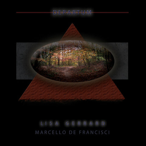 Lisa Gerrard & Marcello de Francisci - Departum LP