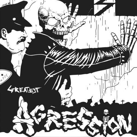 Agression - Greatest LP