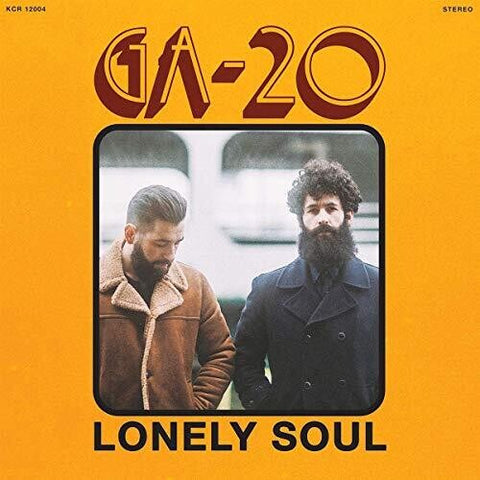 GA-20 - Lonely Soul LP