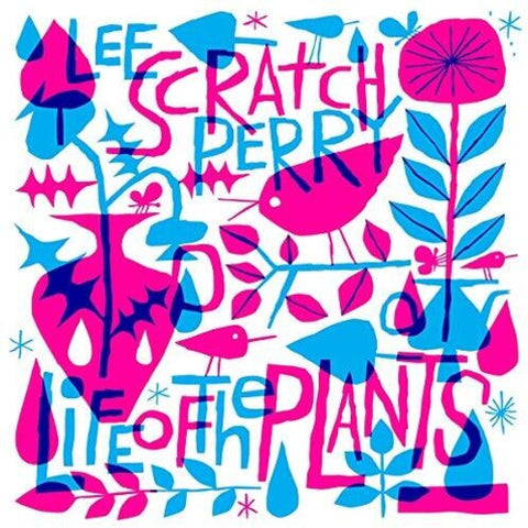 Lee 'Scratch' Perry - Life of the Plants LP