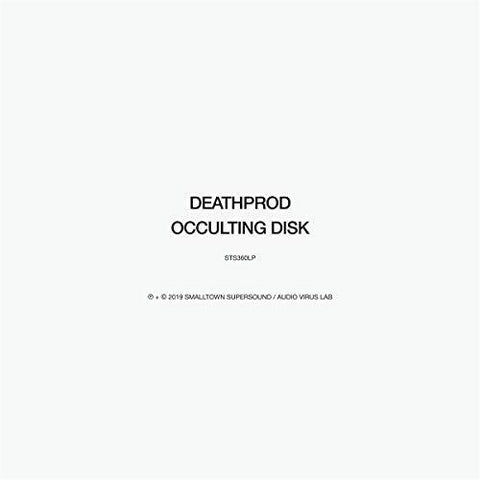 Deathprod - Occulting Disk 2LP