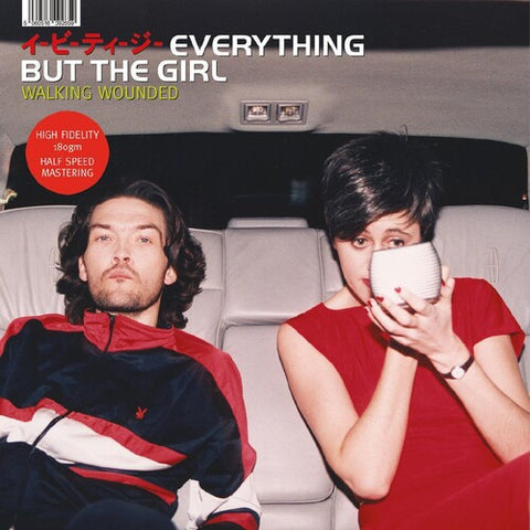 Everything But the Girl - Walking Wounded LP