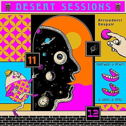 Various - Desert Sessions: Vols. 11 & 12 LP