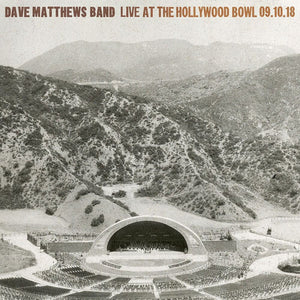 Dave Matthews Band - Live at the Hollywood Bowl 9.10.18 5LP