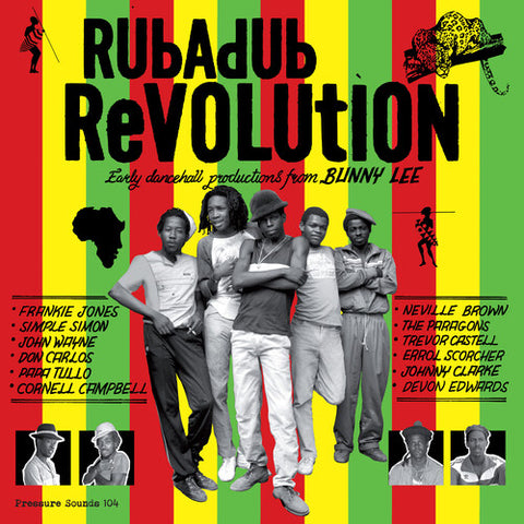 Various - Rubadub Revolution 2LP
