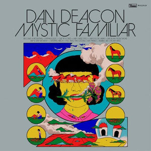 Dan Deacon - Mystic Familiar LP