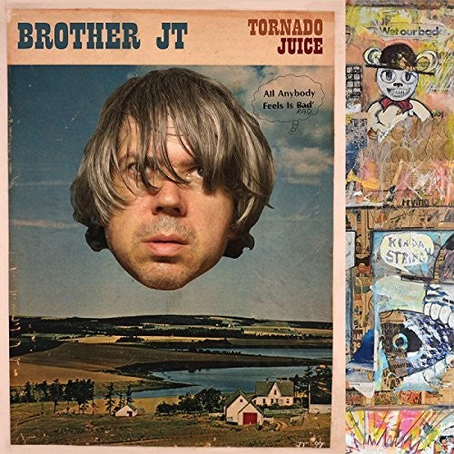 Brother JT - Tornado Juice LP