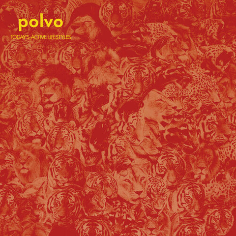 Polvo - Today's Active Lifestyles LP