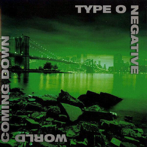 Type O Negative - World Coming Down 2LP