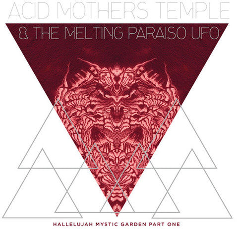 Acid Mothers Temple & Melting Paraiso U.F.O. - Hallelujah Mystic Garden Part 1 LP