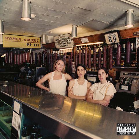 Haim - Women in Music, Pt. III 2LP