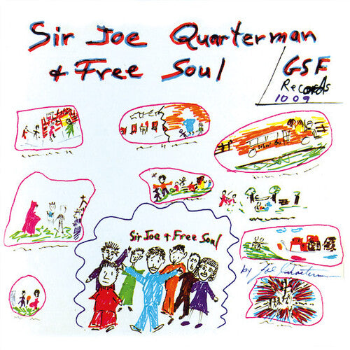 Sir Joe Quarterman & Free Soul - Sir Joe Quarterman & Free Soul LP
