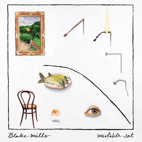 Blake Mills - Mutable Set 2LP