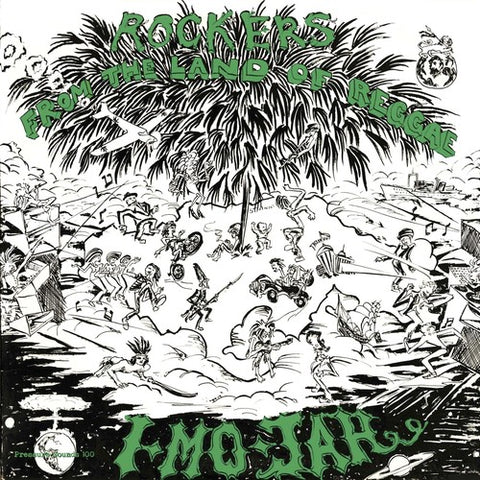 I-Mo-Jah - Rockers from the Land of Reggae LP