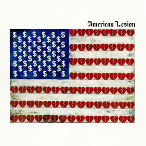 Greg Graffin - American Lesion LP (Ltd Color Vinyl Edition)