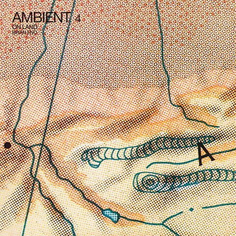 Brian Eno - Ambient 4: On Land LP