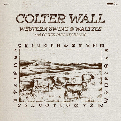 Colter Wall - Western Swing & Waltzes and Other Punchy Songs LP