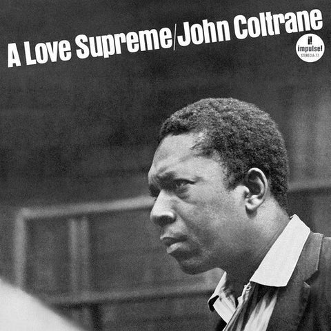 John Coltrane - A Love Supreme LP (2020 Repress)