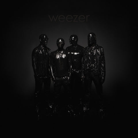 Weezer - Weezer (The Black Album) LP (Ltd Black & Clear Split Vinyl Edition)