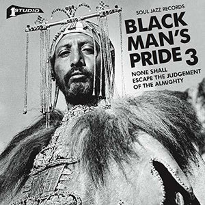 Various - Black Man's Pride 3: None Shall Escape the Judgement of the Almighty 2LP