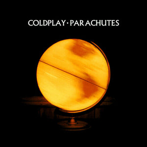 Coldplay - Parachutes LP (Ltd Translucent Yellow Vinyl)