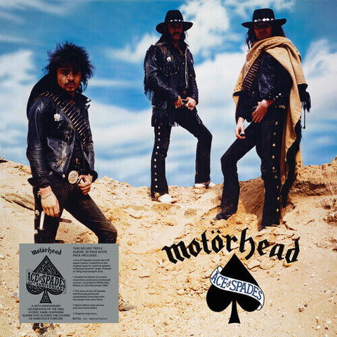 Motorhead - Ace of Spades: 40th Anniversary 3LP