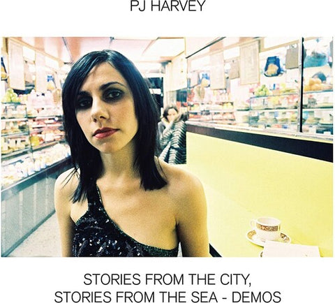 PJ Harvey - Stories From The City, Stories From The Sea: Demos LP