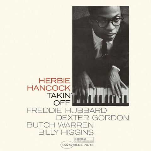 Herbie Hancock - Takin' Off LP