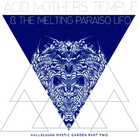 Acid Mothers Temple & Melting Paraiso U.F.O. - Hallelujah Mystic Garden Part 2 LP