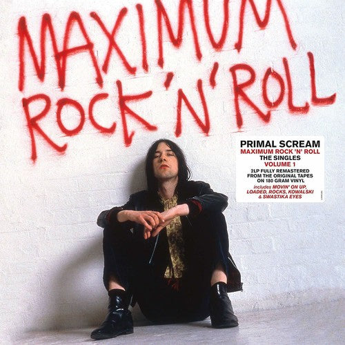 Primal Scream - Maximum Rock N Roll: The Singles Vol 1 2LP