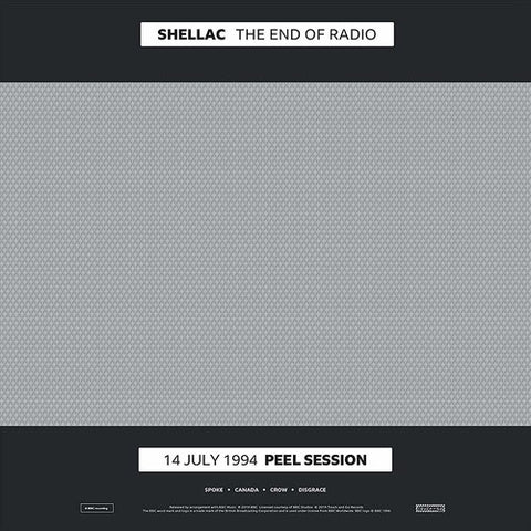 Shellac - The End of Radio 2LP