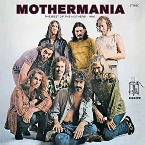 Frank Zappa - Mothermania: Best of the Mothers LP
