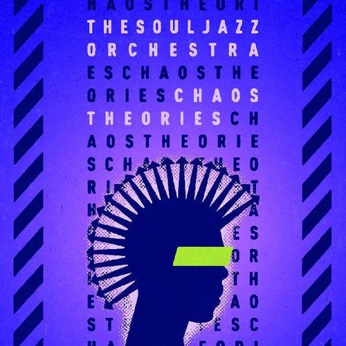 The Souljazz Orchestra - Chaos Theories LP