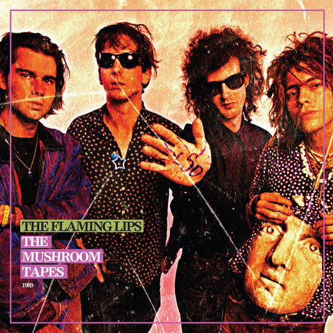 The Flaming Lips - The Mushroom Tapes 1989 LP