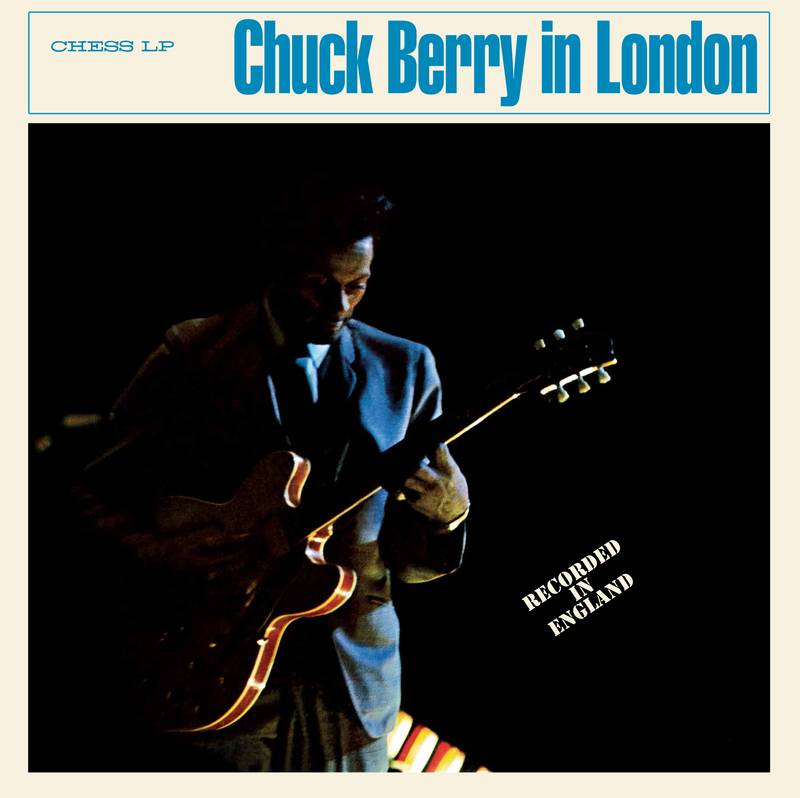 Chuck Berry - In London LP