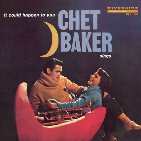 Chet Baker - Chet Baker Sings It Could Happen To You LP