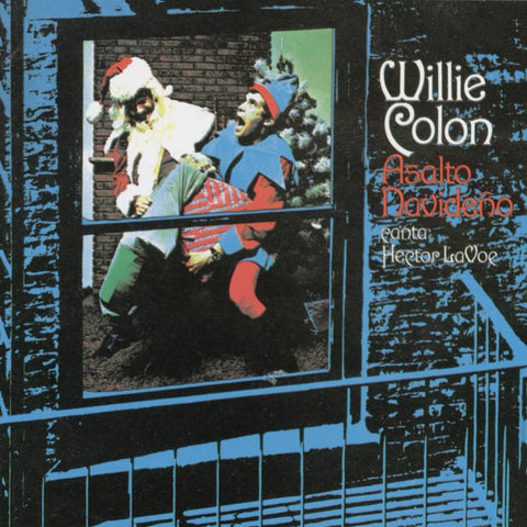 Willie Colon and Hector Lavoe - Asalto Navideño LP