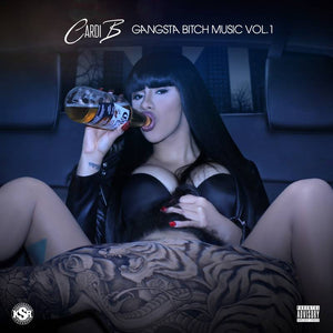 Cardi B - Gangsta Bitch Vol. 1 12""